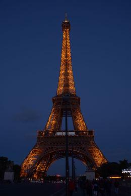 Fantastisk utsikt over Paris! Greit å slippe trappene :- , TARGJERD F - June 2015