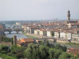This is from Michelangelo Square (Piazzale Michelangelo)... a stop from the bus., Melissa Ann S - October 2009