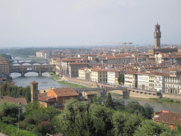 What a view.... - Florence