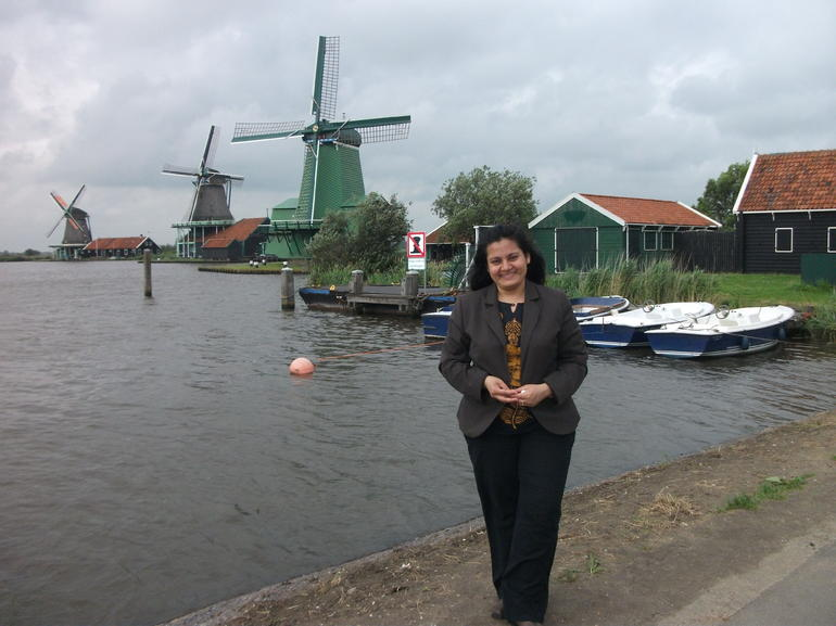 Zaanse Schans Windmills_DSCF5626_Tania Dey - Amsterdam