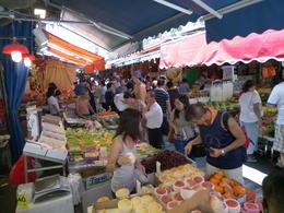 The fruit market. , Charity - November 2017