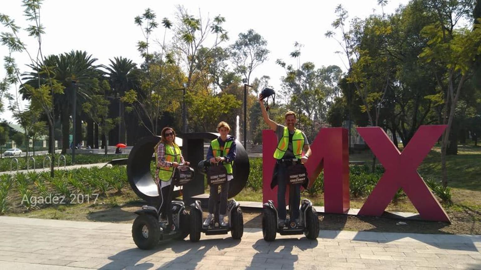 MORE PHOTOS, Mexico City Segway Tour: Chapultepec Park