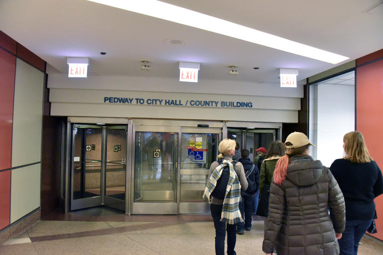 Discover Chicago's Underground City - all indoor walking tour photo 14