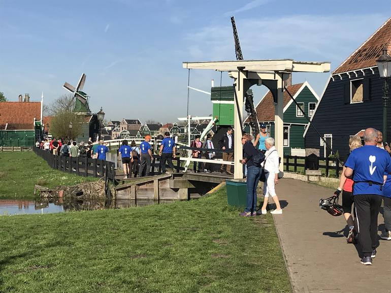 Small Group Zaanse Schans Windmills, Volendam and Old Villages Tour from Amsterdam Including Dutch Schnapps Tasting photo 11