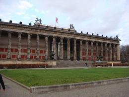 One of the many museums we saw on Museum Island, Emily P - December 2009