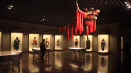 At the Shanghai Museum! - March 2012