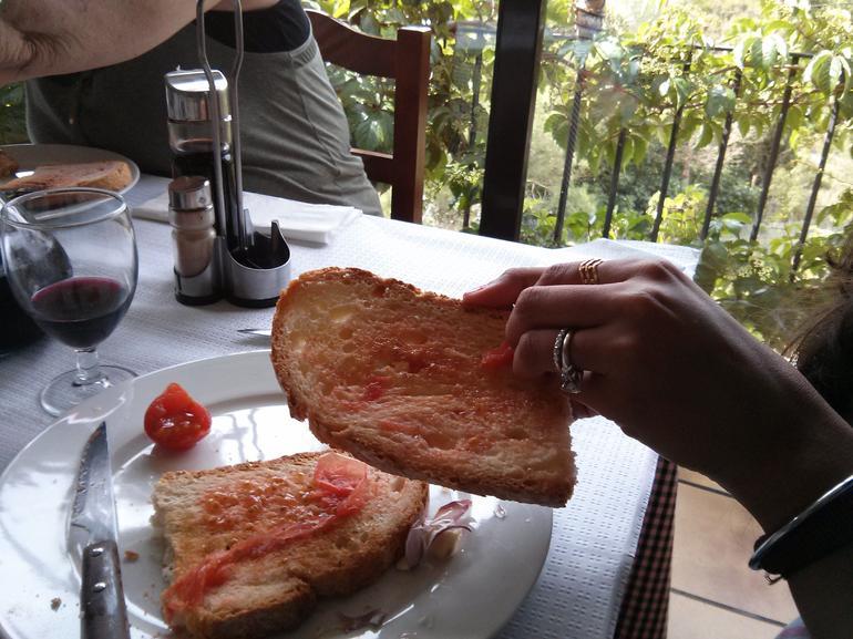 Breakfast time - Barcelona