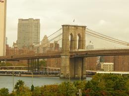 Vue depuis Brooklyn Bridge Park , PHILIPPE E - October 2014