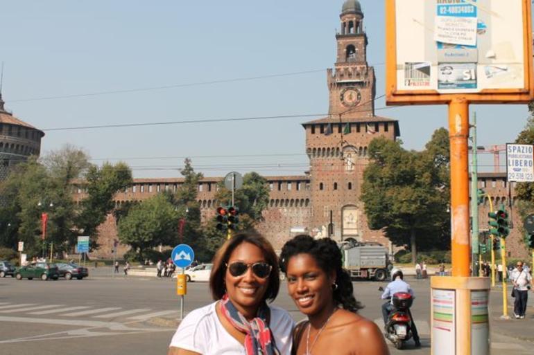 Castello Sforzesc - Milan