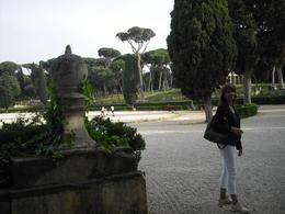 Borghese gardens , Diana Mihaela I - May 2011