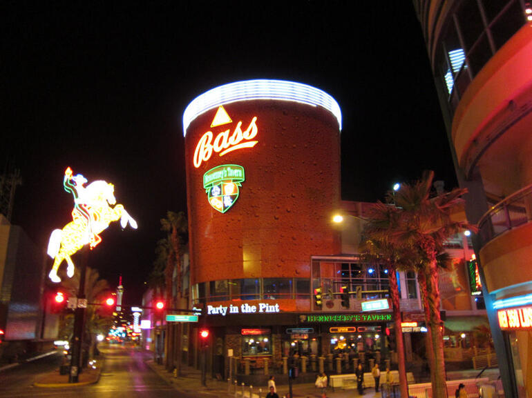 Downtown Fremont Street - Las Vegas