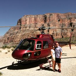 No question the way to visit the Grand Canyon. , Roger B - March 2015