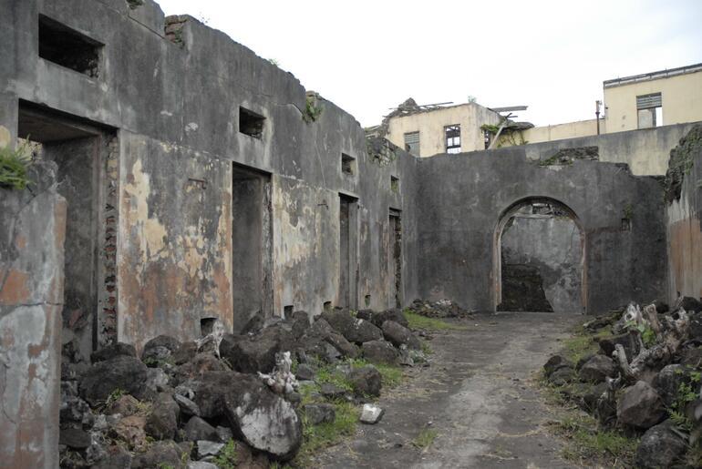 Fort Matthew - Grenada