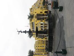Fountain in Plaza Major., Bandit - June 2012