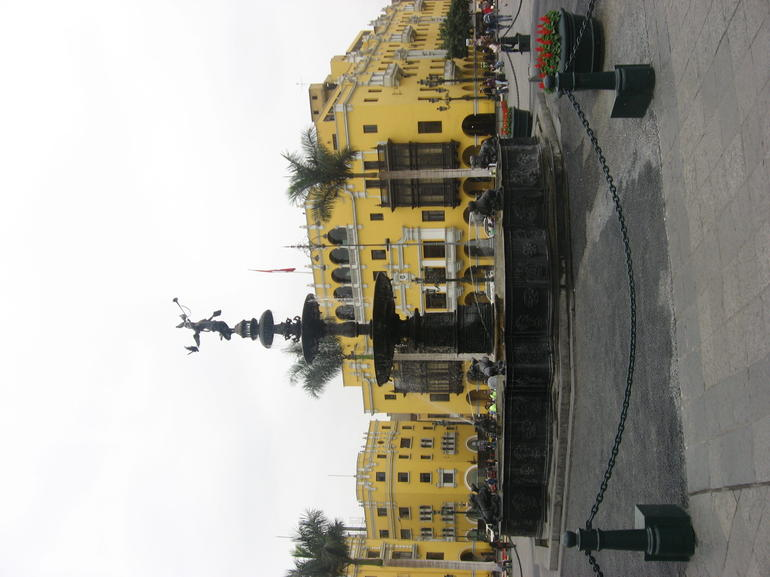Fountain - Lima