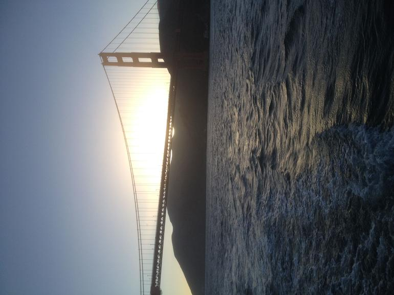 Golden Gate sunset - San Francisco