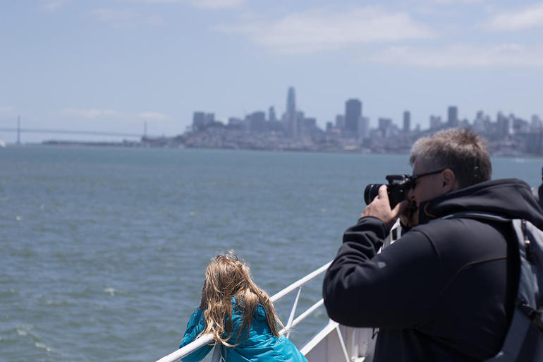 Straight to the Gate Access: Golden Gate Bay Cruise photo 16