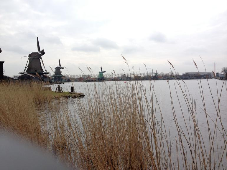 Holland Windmills - Amsterdam