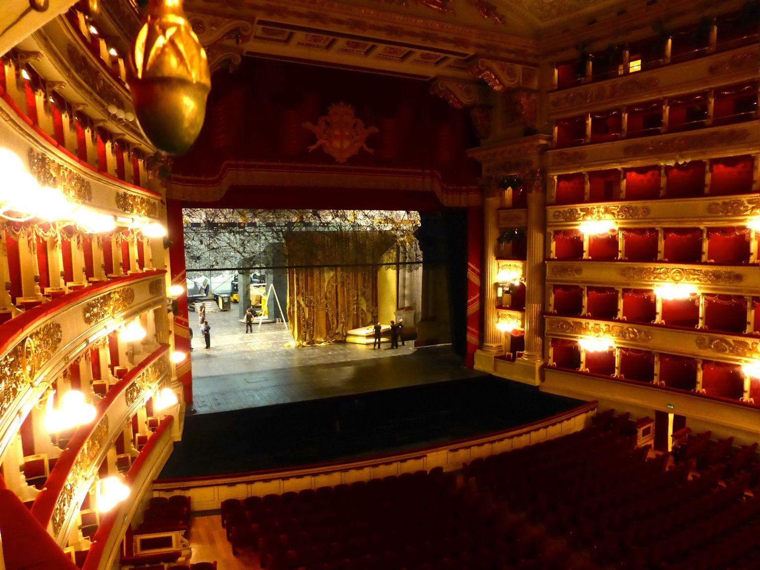 MÁS FOTOS, La Scala Theatre and Museum Tour in Milan