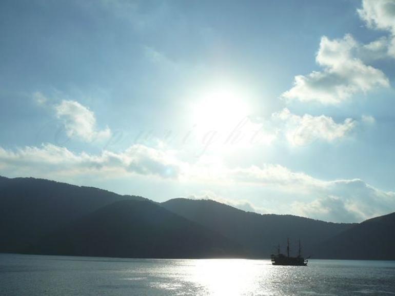 Lake Hakone - Tokyo