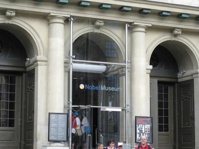 Nobel Museum - Stockholm