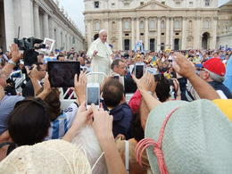 Our view of Pope Francis. , G T - June 2014