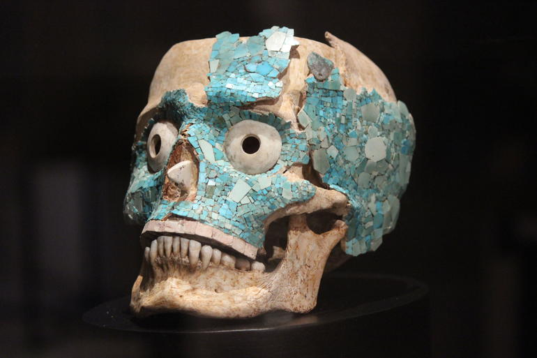 Skull - Oaxaca