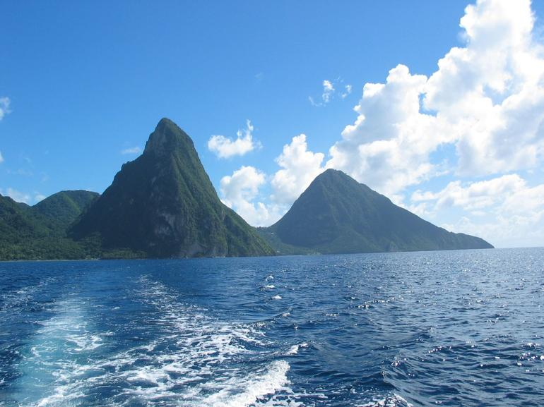 Sunset Cruise Photo - St Lucia