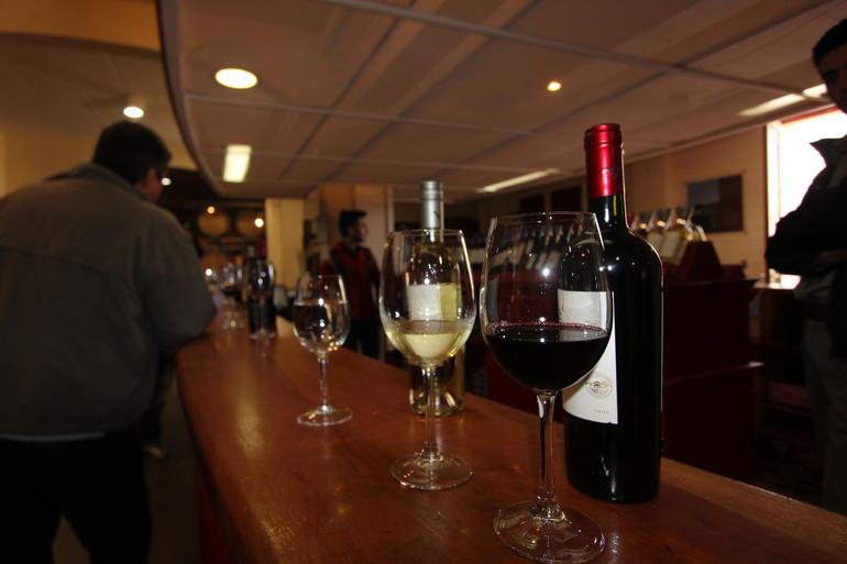 Wine - Santiago