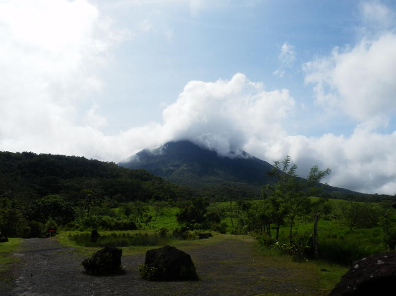 Arenal Volcano Hike Tour at the National Park