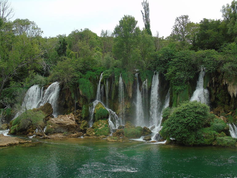 Mostar and Kravice Waterfalls Small-Group with Turkish House Included photo 12