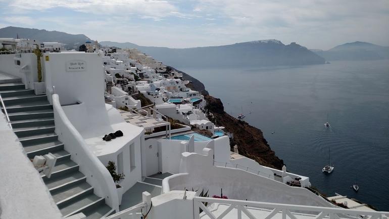 Santorini First Impressions Private Tour