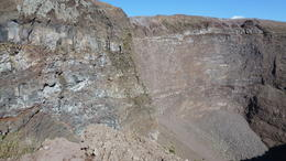 Mt. Vesuvius Crater. Self-guided walk to the top. , Devin S - September 2017