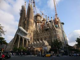 The Sagrada Familia church , WEE L YE SOON S - November 2017