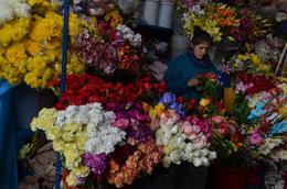 cusco market , Andres M - January 2018