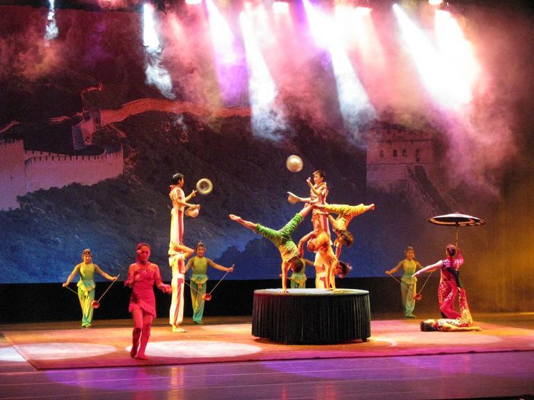 Acrobatics - Beijing