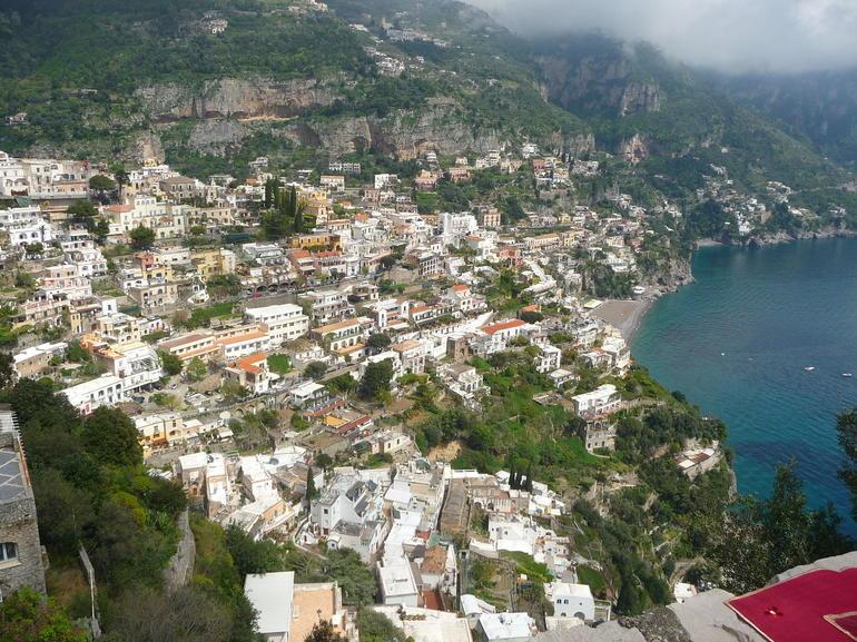 Amalfi Coast - Naples