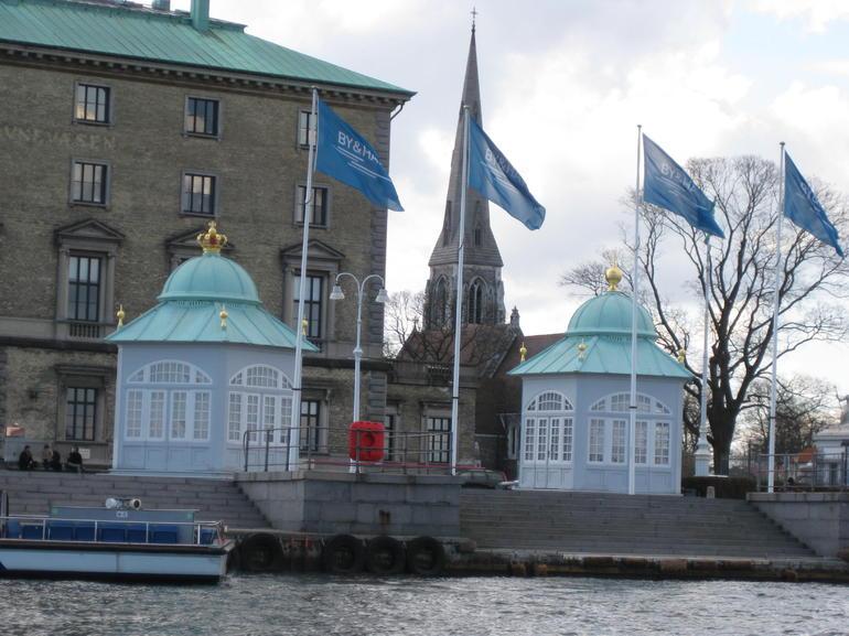 Amalienborg Royal Pavilions - Copenhagen