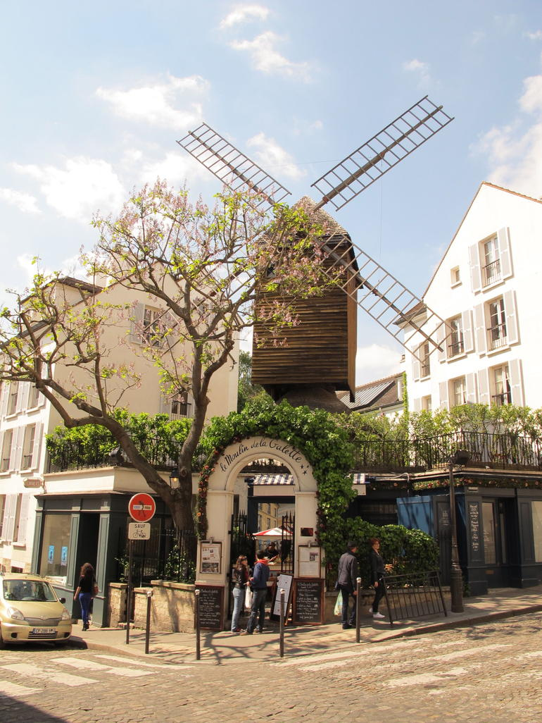 and quot;Bal du Moulin de la Galette and quot; - Paris