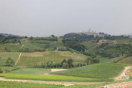 San Giminiano , Merike M - September 2014
