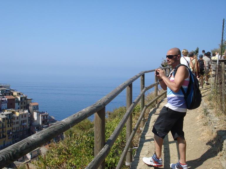 Cinque Terre Hiking Tour -