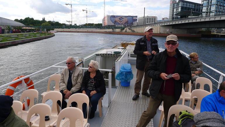 Danske pensionister på Spree - Berlin