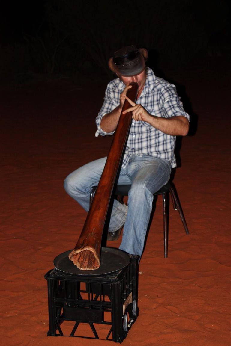 Digeridoo - Ayers Rock