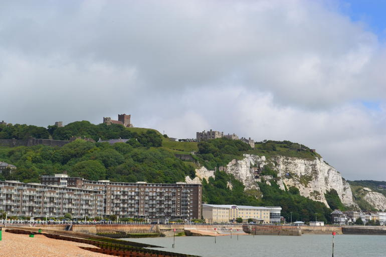 Dover Cliffs - London