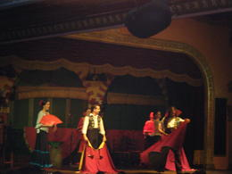 Flamenco Show , Joan K - October 2012