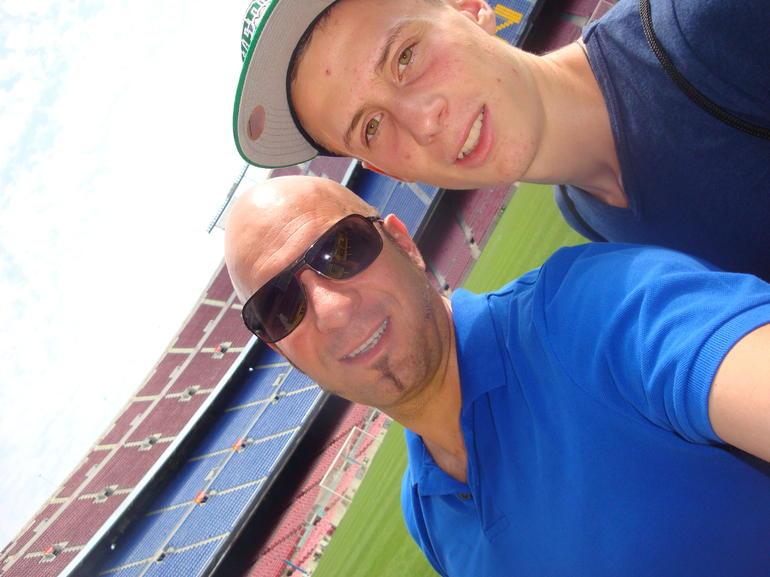 FC Barcellona - Barcelona