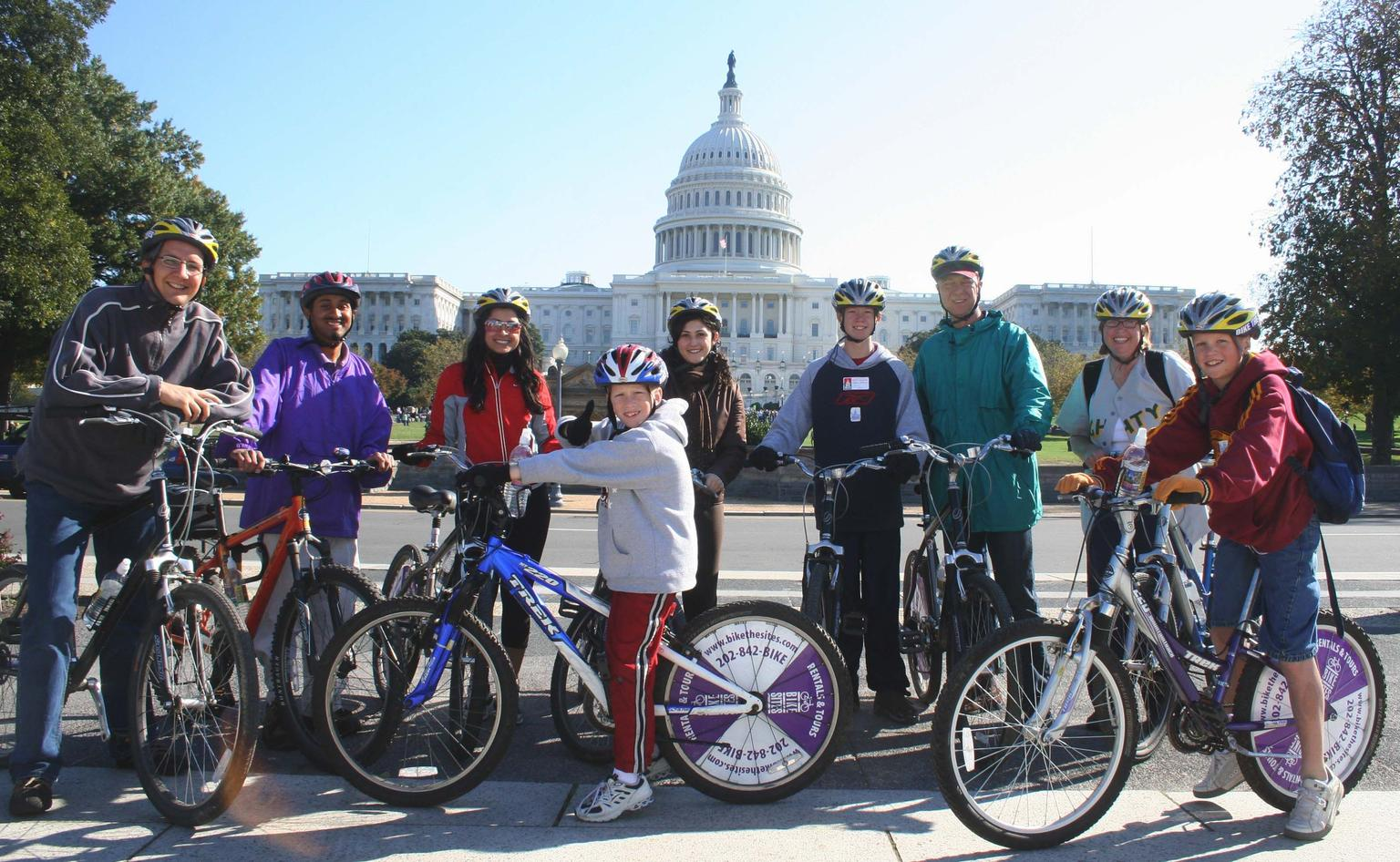 MÁS FOTOS, Washington DC Capital Sites Bike Tour