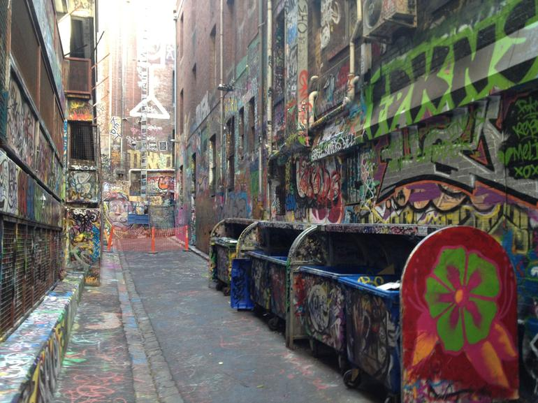 Hosier Lane - Melbourne
