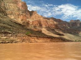 Floating on Colorado river , Frank L - August 2012