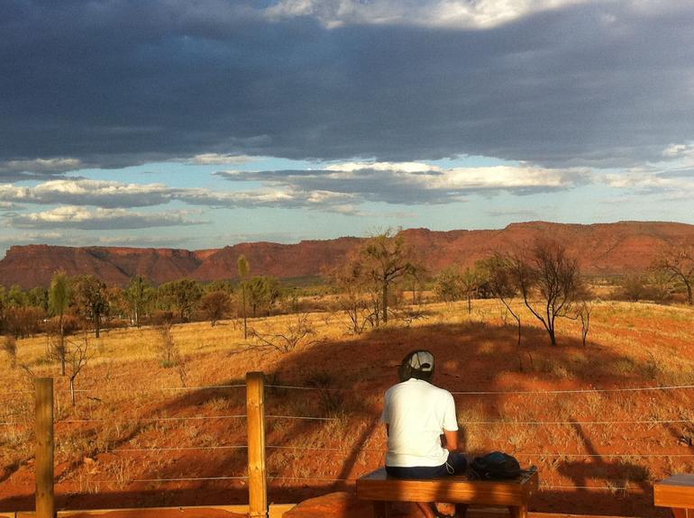 Late afternoon at Kata Tjuta (29th December, 2014) - Ayers Rock